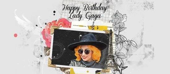 Joyeux Anniversaire Gaga
