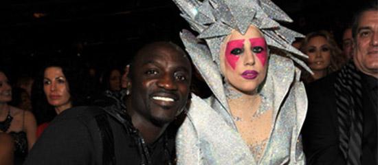 Lady Gaga et Akon c'est fini !