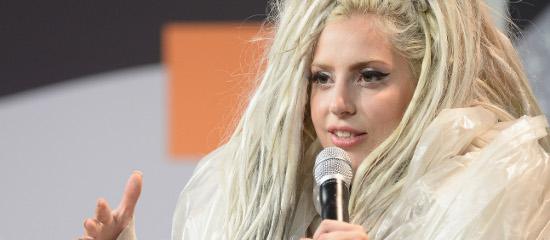 Nouvelle vidéo de Lady Gaga le 22 Mars