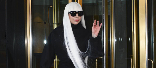 Lady Gaga à New York – Part I