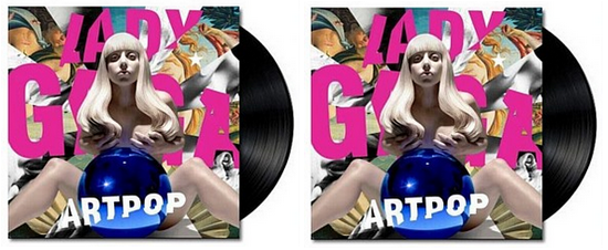 Lady Gaga – ARTPOP Vinyl
