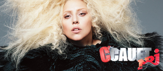 Lady Gaga en interview sur NRJ