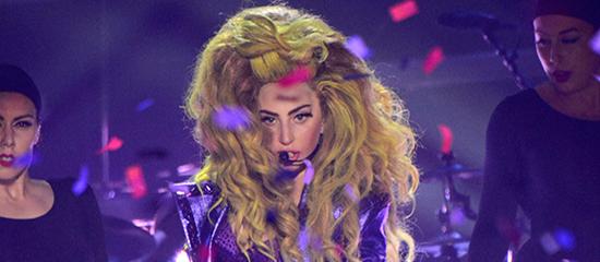 Lady Gaga au Roseland Ballroom (07/04)