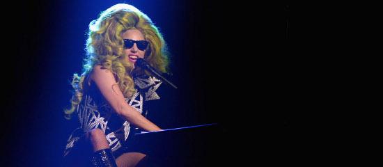 Lady Gaga au Roseland Ballroom (31/03)