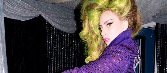 Lady Gaga Takes Over MTV & LogoTV