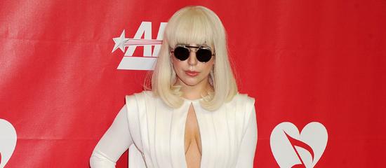Lady Gaga dans le classement Forbes 2014