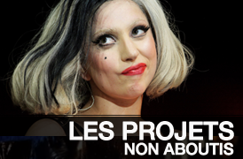 Projets non aboutis