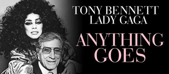 Lady Gaga & Tony Bennett – Anything Goes