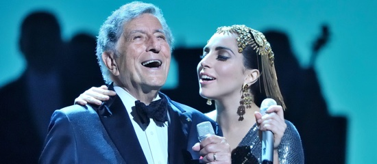 Lady Gaga & Tony Bennett en LIVE