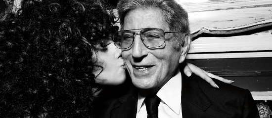 Lady Gaga & Tony Bennett dans « Strictly Come Dancing »