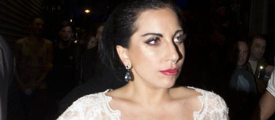 Lady Gaga en Europe (Part II)