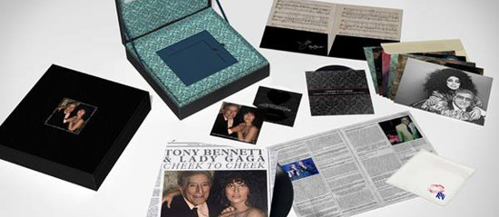 Cheek to Cheek – BoxSet Edition Collector