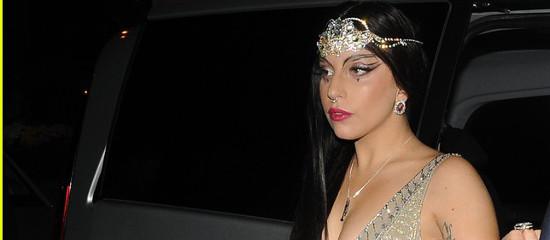 Lady Gaga en France