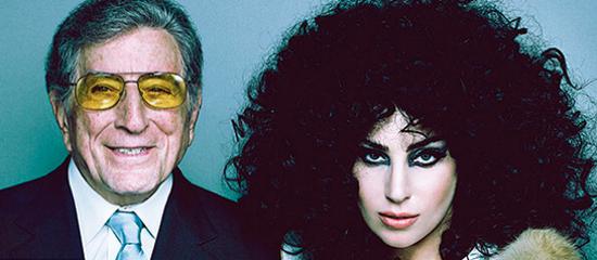 Promo Magazines de Lady Gaga et Tony