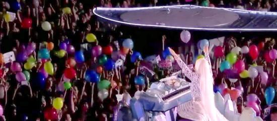 Projet Ballons – 24.11.14 à Bercy – MERCI !