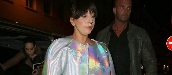 Lady Gaga en France – Partie 2