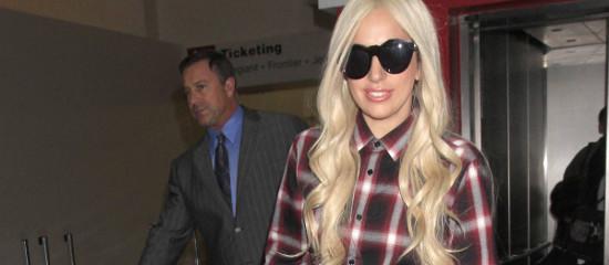 Lady Gaga aux États-Unis