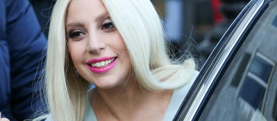 Lady Gaga aux Etats Unis