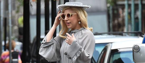 Lady Gaga de retour aux Etats-Unis