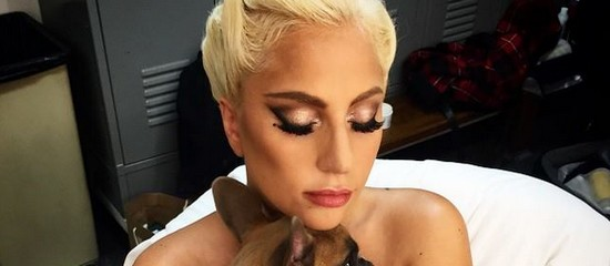 FORBES : Lady Gaga dans le Celebrity 100 – 2015