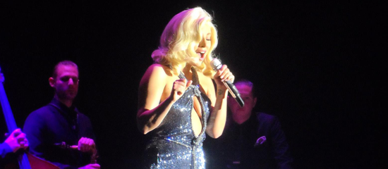 Cheek to Cheek Tour – Gent (12-07)