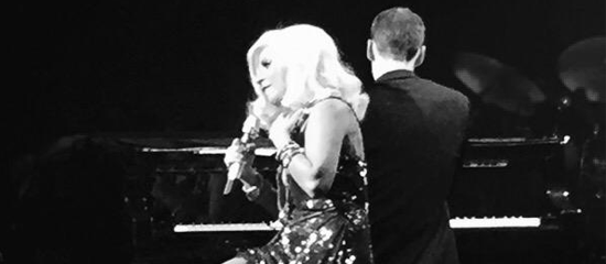 Cheek to Cheek Tour – Montreux (06-07)