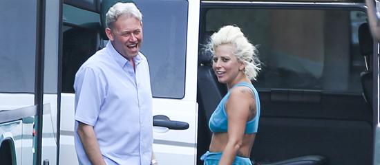 Lady Gaga à Montreux
