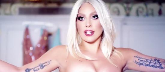 [Vidéos] Lady Gaga pour Shiseido