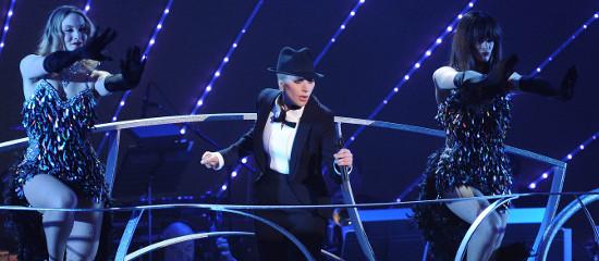 Lady Gaga pour Frank Sinatra