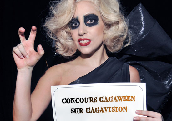 Concours Gagaween 2015