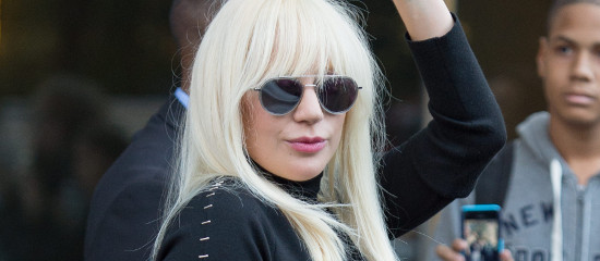 Lady Gaga à New York