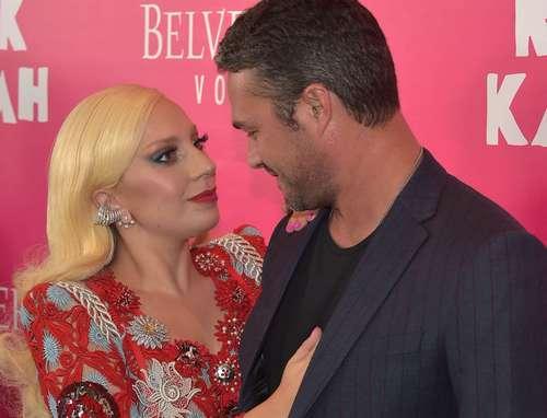 Lady Gaga à la première de «Rock The Kasbah»