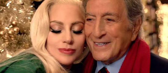 Lady Gaga & Tony Bennett pour Barnes & Noble