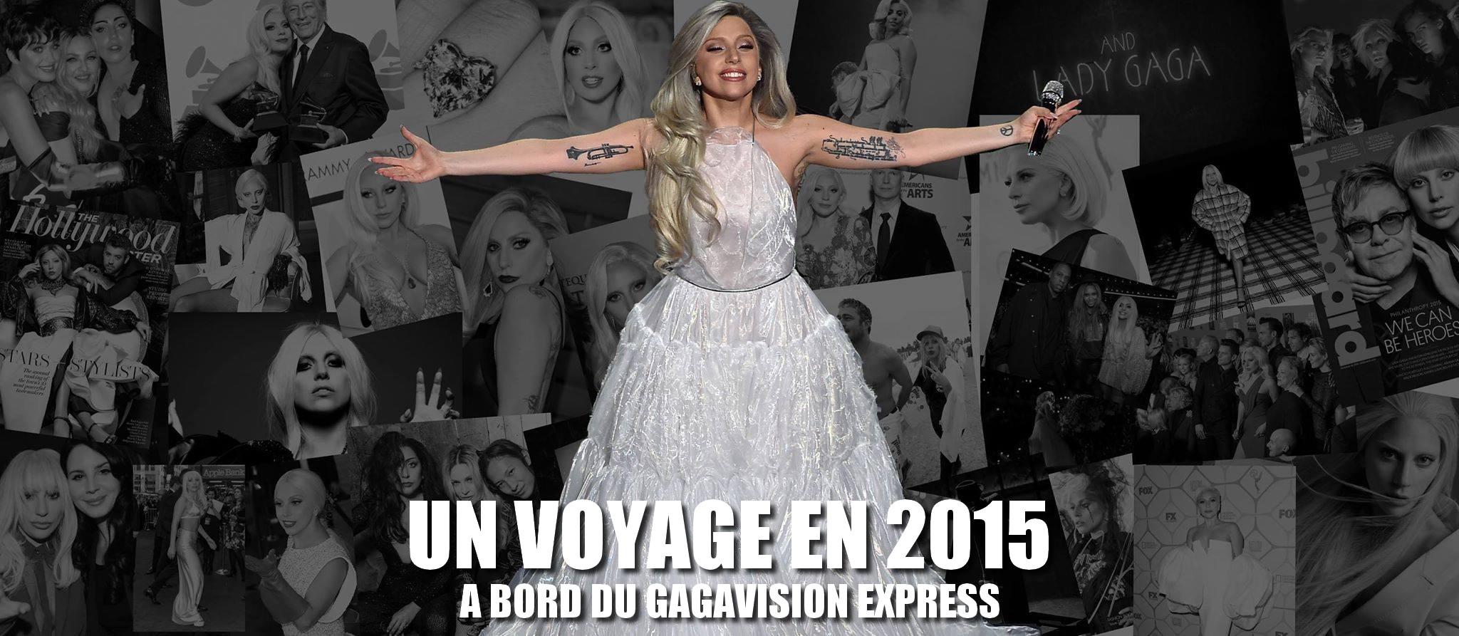 Rétrospective // Un voyage en 2015…