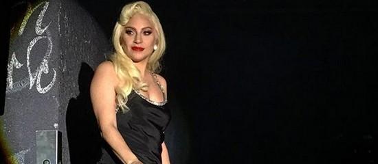 Gaga donne un show privé au salon «CES»