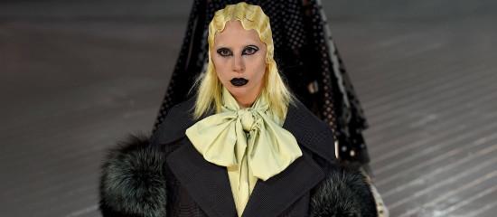 Lady Gaga au défilé Marc Jacobs