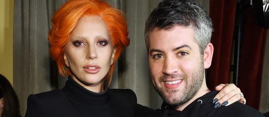 Gaga au défilé de Brandon Maxwell