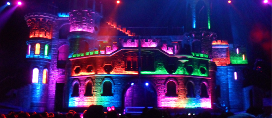 Il était une fois… The Born This Way Ball