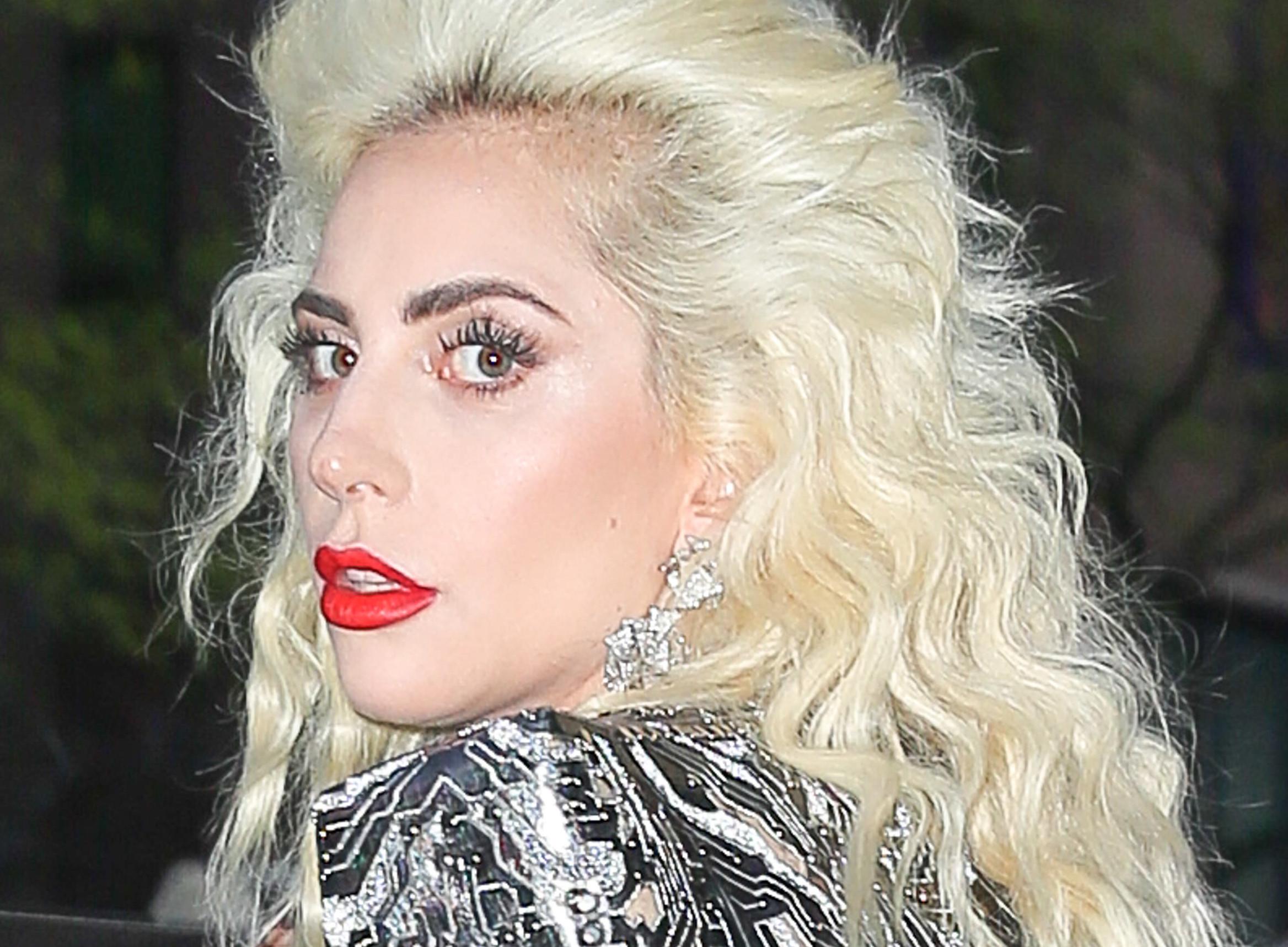 Lady Gaga au MET Gala