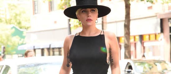 Lady Gaga à New York // Août 2016