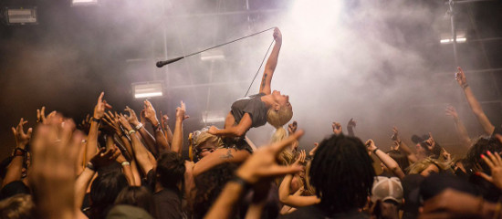 Lady Gaga – « Perfect Illusion » le 09/09