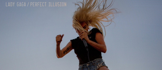 Perfect Illusion // Le Clip Officiel