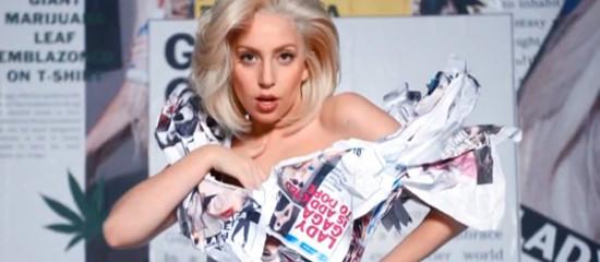 Interviews Presse de Lady Gaga