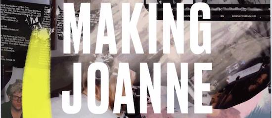 Une mini-série pour «Joanne»