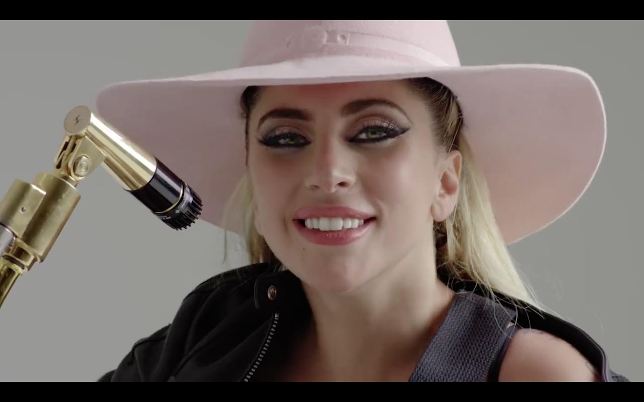 Vidéo promo : Lady Gaga x Apple Music