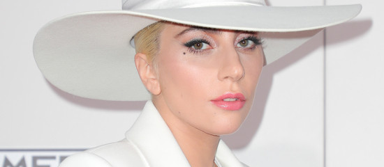 Lady Gaga aux American Music Awards