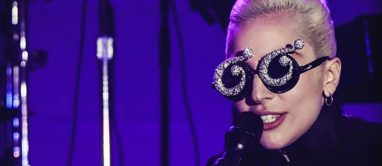 Lady Gaga à l'Open Spotlight d'Airbnb