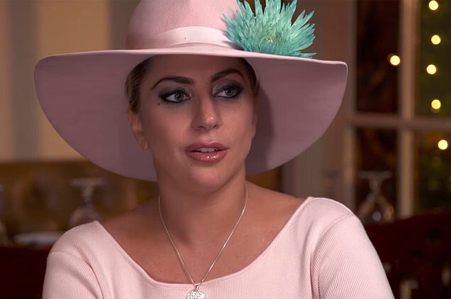 Lady Gaga dans CBS Sunday Morning
