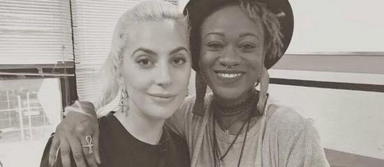 Lady Gaga au Ali Forney Center