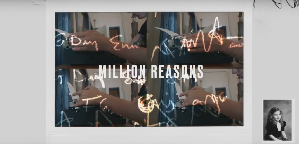 Making Joanne #2 : Million Reasons